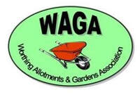 WAGA - Worthing Alllotments & Gardens Association.
